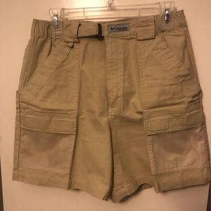 Columbia PFG Shorts 5' Inseam